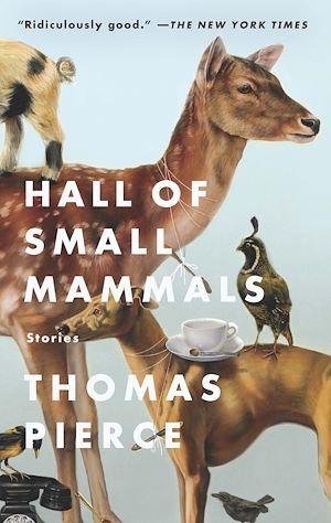Téléchargez le livre :  Hall of Small Mammals