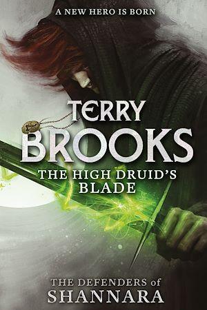 Téléchargez le livre :  The High Druid's Blade