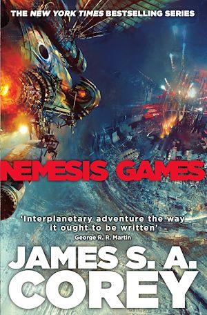 Téléchargez le livre :  Nemesis Games