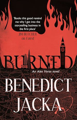Téléchargez le livre :  Burned