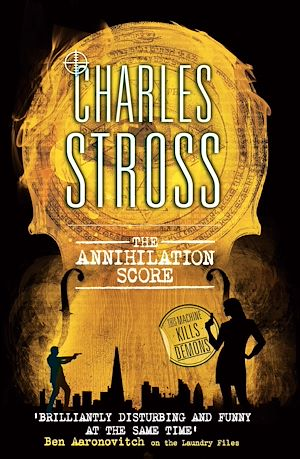 Téléchargez le livre :  The Annihilation Score