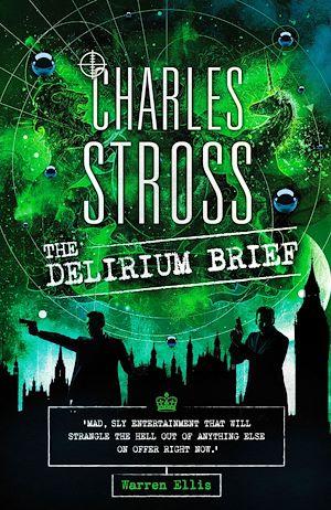 Téléchargez le livre :  The Delirium Brief