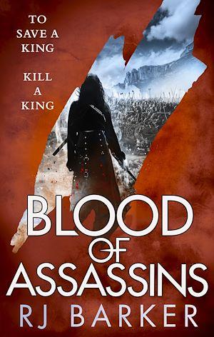Téléchargez le livre :  Blood of Assassins