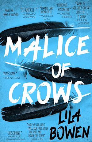 Téléchargez le livre :  Malice of Crows