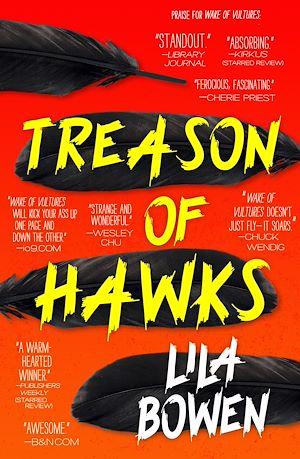 Téléchargez le livre :  Treason of Hawks