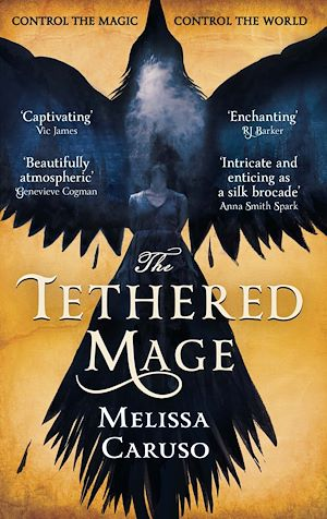 Téléchargez le livre :  The Tethered Mage