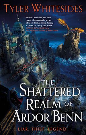 Téléchargez le livre :  The Shattered Realm of Ardor Benn