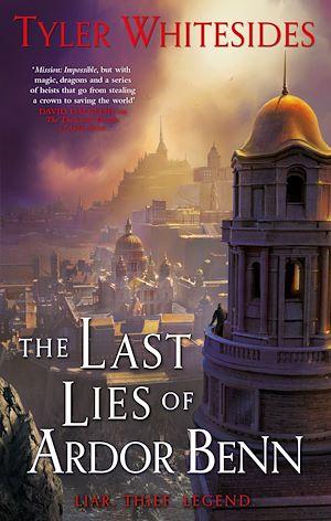 Téléchargez le livre :  The Last Lies of Ardor Benn