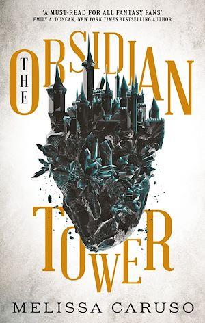 Téléchargez le livre :  The Obsidian Tower