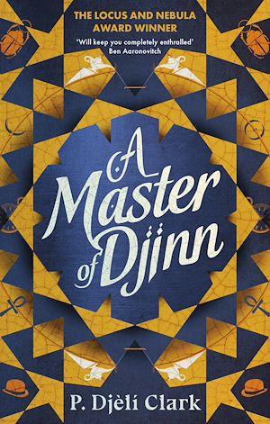 Téléchargez le livre :  A Master of Djinn