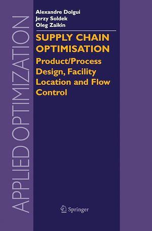 Téléchargez le livre :  Supply Chain Optimisation