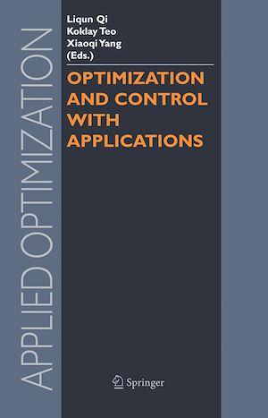 Téléchargez le livre :  Optimization and Control with Applications