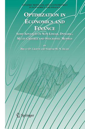 Téléchargez le livre :  Optimization in Economics and Finance