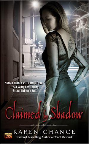 Téléchargez le livre :  Claimed By Shadow