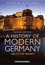Télécharger le livre :  A History of Modern Germany
