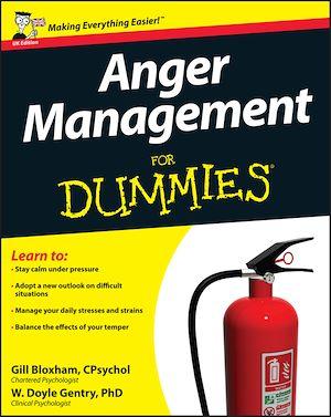 Téléchargez le livre :  Anger Management For Dummies