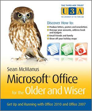 Téléchargez le livre :  Microsoft Office for the Older and Wiser