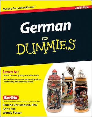 Téléchargez le livre :  German For Dummies