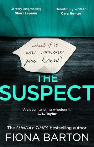 Téléchargez le livre :  The Suspect