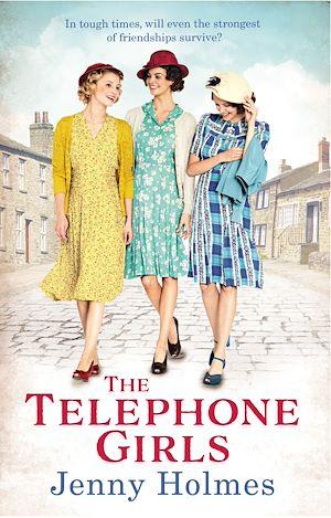 Téléchargez le livre :  The Telephone Girls