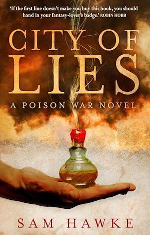 Téléchargez le livre :  City of Lies