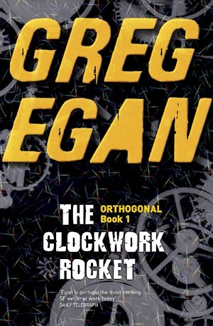 Téléchargez le livre :  The Clockwork Rocket