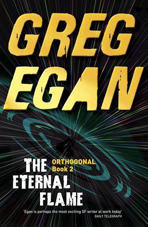 Téléchargez le livre :  The Eternal Flame