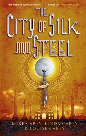 Téléchargez le livre :  The City of Silk and Steel