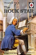 Télécharger le livre :  People at Work: The Rock Star (Ladybird for Grown-Ups)