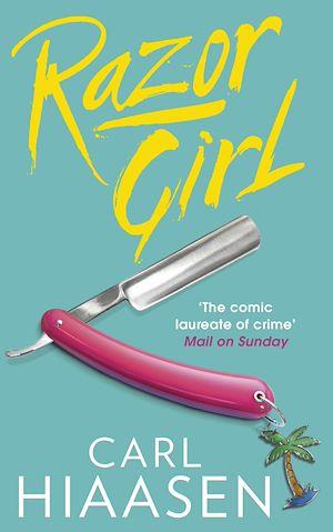 Téléchargez le livre :  Razor Girl