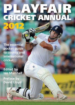 Téléchargez le livre :  Playfair Cricket Annual 2012