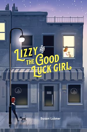 Téléchargez le livre :  Lizzy and the Good Luck Girl