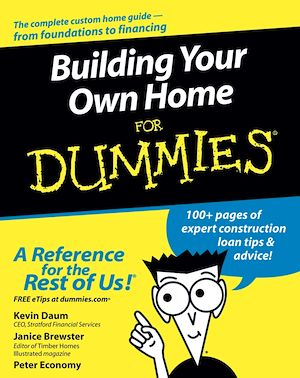 Téléchargez le livre :  Building Your Own Home For Dummies