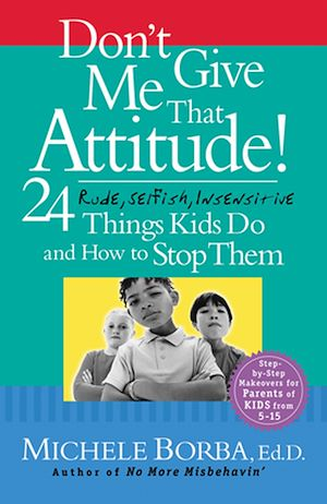 Téléchargez le livre :  Don't Give Me That Attitude!