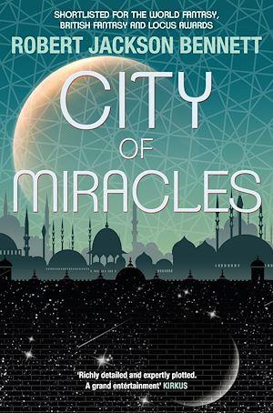 Téléchargez le livre :  City of Miracles