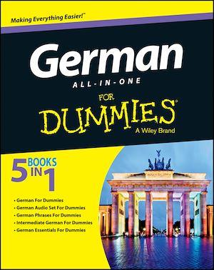 Téléchargez le livre :  German All-in-One For Dummies