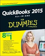 Télécharger le livre :  QuickBooks 2015 All-in-One For Dummies