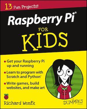 Téléchargez le livre :  Raspberry Pi For Kids For Dummies