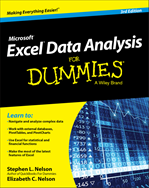 Télécharger le livre :  Excel Data Analysis For Dummies