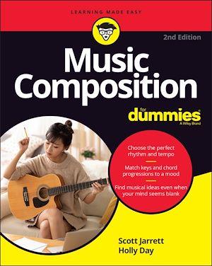 Téléchargez le livre :  Music Composition For Dummies