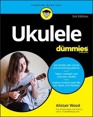 Téléchargez le livre :  Ukulele For Dummies