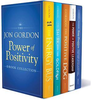 Téléchargez le livre :  The Jon Gordon Power of Positivity, E-Book Collection