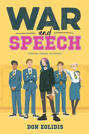 Téléchargez le livre :  War and Speech