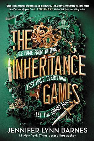 Téléchargez le livre :  The Inheritance Games