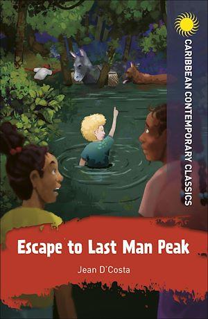 Téléchargez le livre :  Escape to Last Man Peak