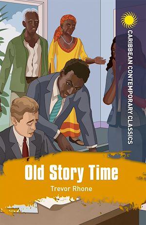 Téléchargez le livre :  Old Story Time