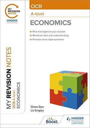 Téléchargez le livre :  My Revision Notes: OCR A-level Economics