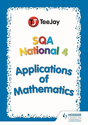 Téléchargez le livre :  TeeJay SQA National 4 Applications of Mathematics