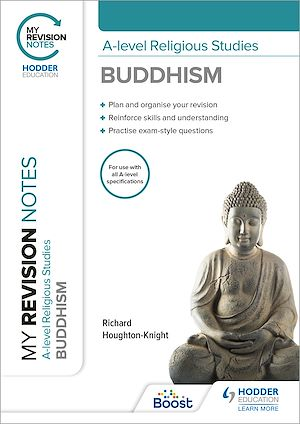 Téléchargez le livre :  My Revision Notes: A-level Religious Studies Buddhism