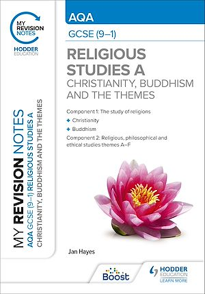 Téléchargez le livre :  My Revision Notes: AQA GCSE (9-1) Religious Studies Specification A Christianity, Buddhism and the Religious, Philosophical and Ethical Themes